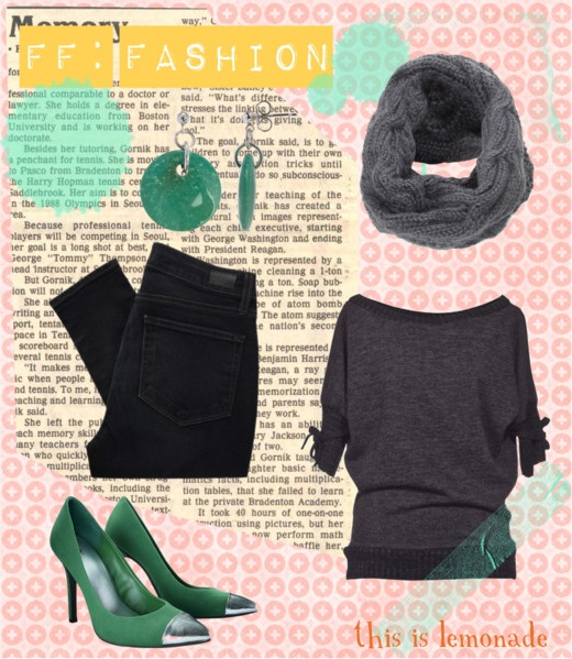 FF: Fashion {04 Cosy Colours}